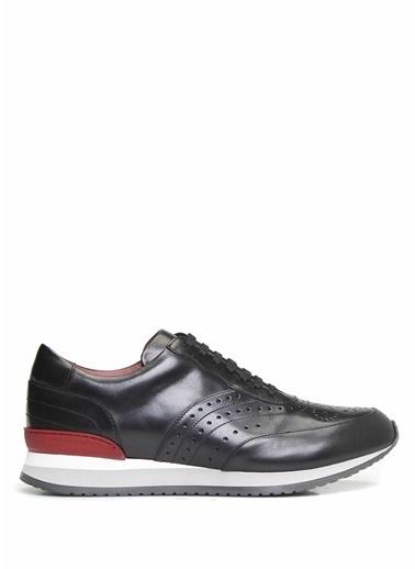 Moreschi Sneakers Siyah